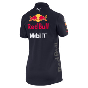 Thumbnail 4 of ASTON MARTIN RED BULL RACING Women's Team Polo, NIGHT SKY, medium