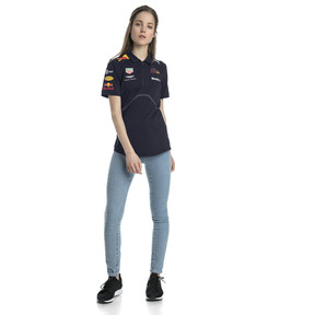 Thumbnail 5 of ASTON MARTIN RED BULL RACING Women's Team Polo, NIGHT SKY, medium
