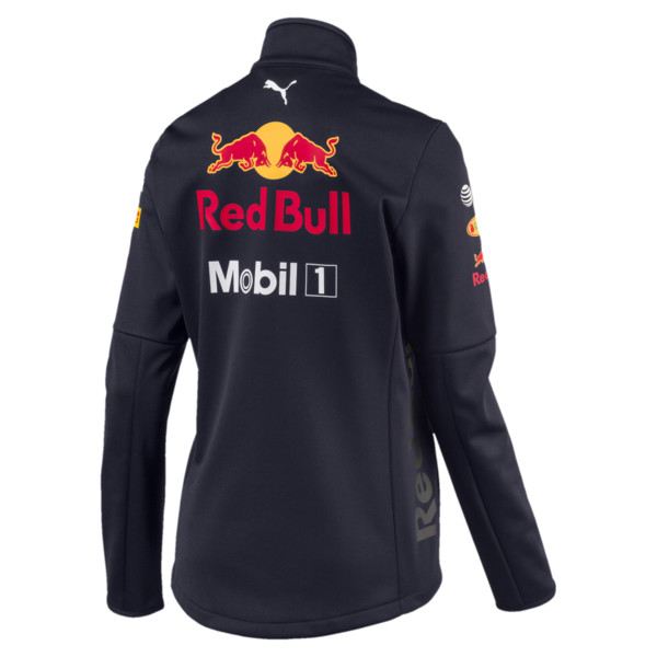 ASTON MARTIN RED BULL RACING Damen Team Softshelljacke, NIGHT SKY, large