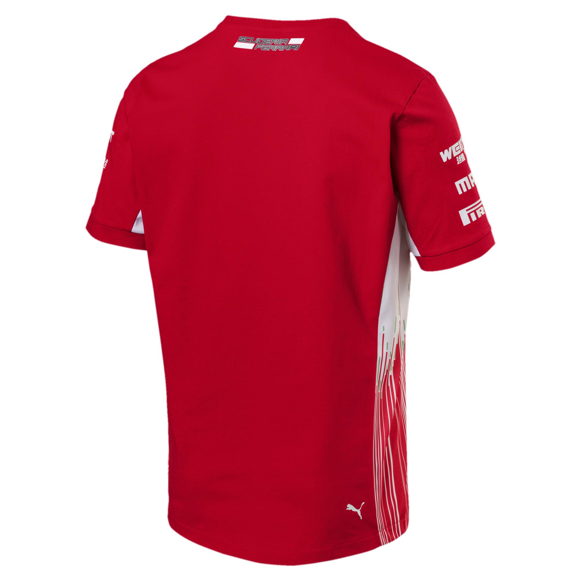 Image Puma Men's Ferrari Team Tee #2