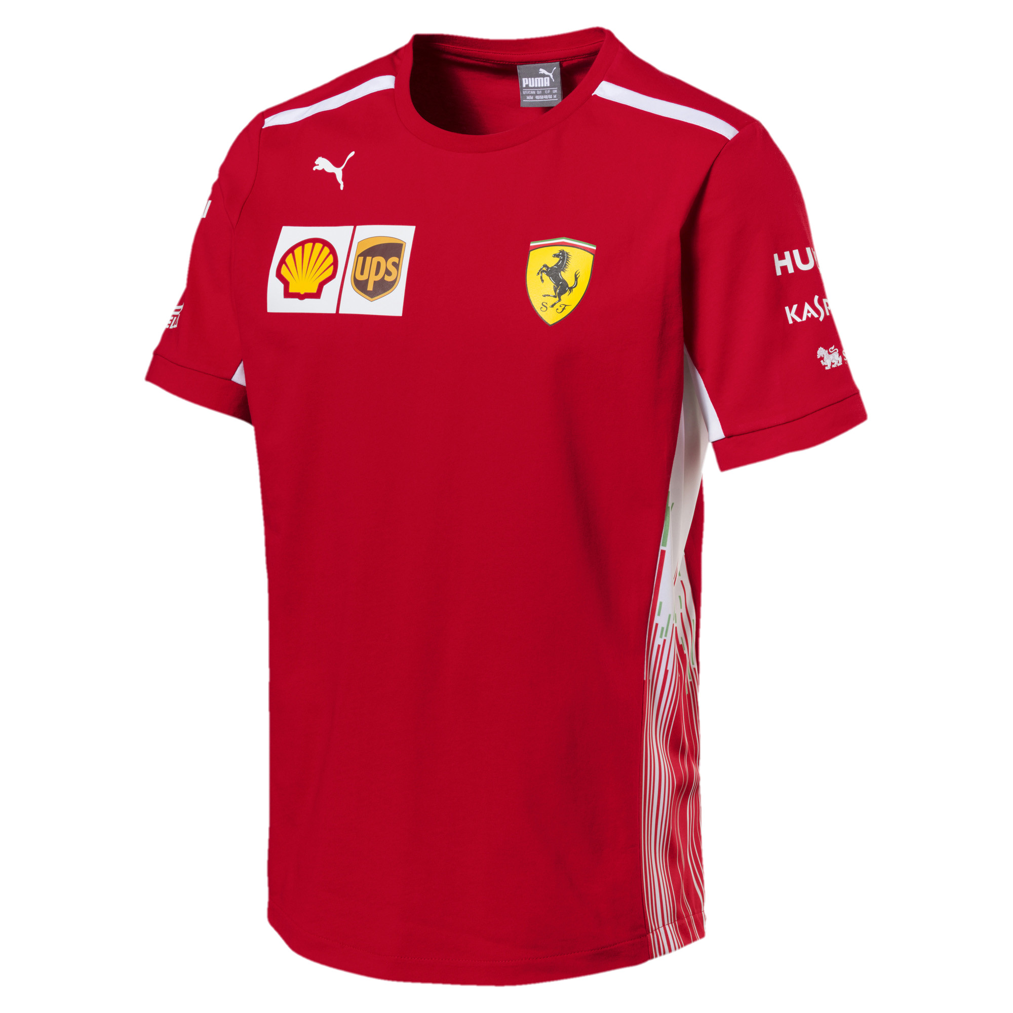 Image Puma Men's Ferrari Team Tee #1