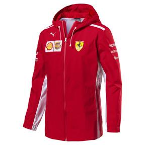 Scuderia Ferrari Men's Team Jacket