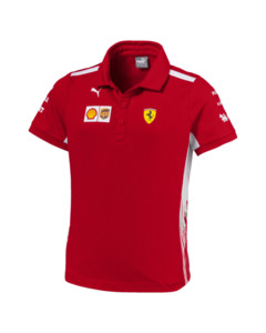 Image Puma Kids' Ferrari Team Polo