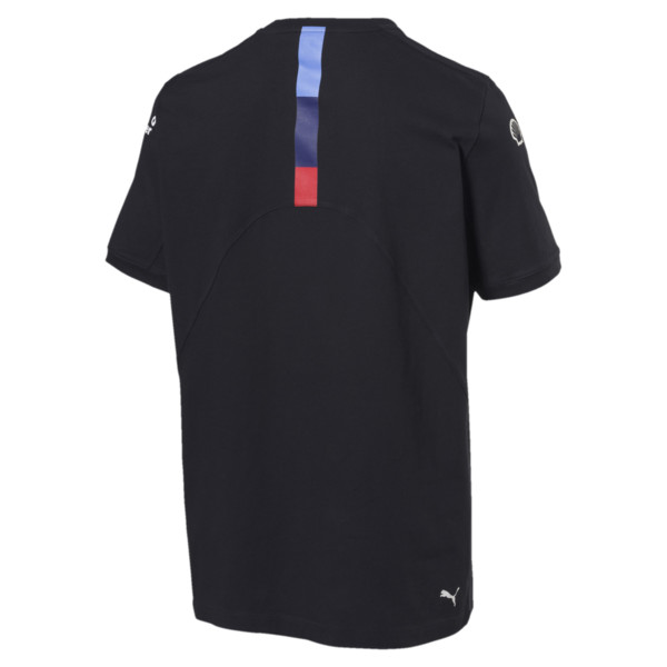 BMW M Motorsport Men's Team Tee, Anthracite, large