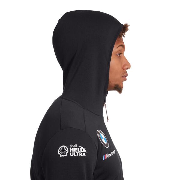 BMW M Motorsport Men's Team Midlayer Jacket, Anthracite, large