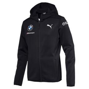 Thumbnail 1 of BMW M Motorsport Men's Team Midlayer Jacket, Anthracite, medium