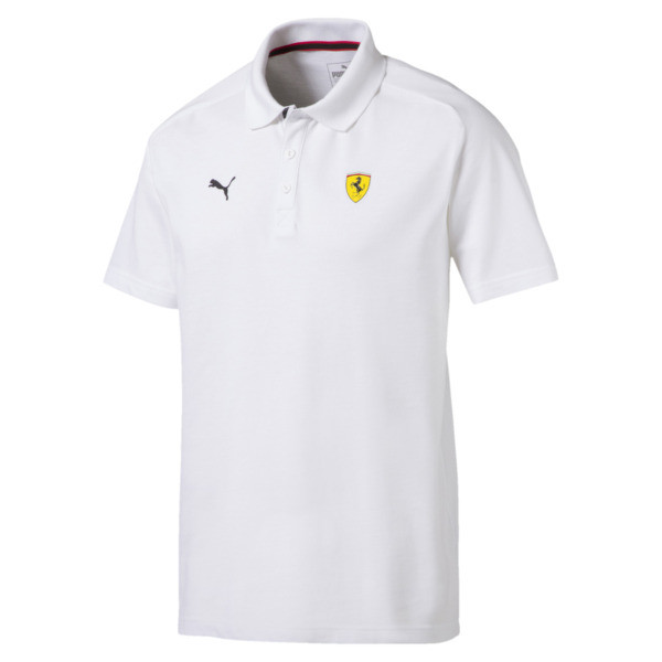 e1c7f73d96 Ferrari Men's Polo Shirt
