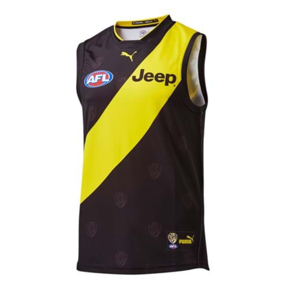 Image Puma Richmond Football Club Men's Replica Home Guernsey #1