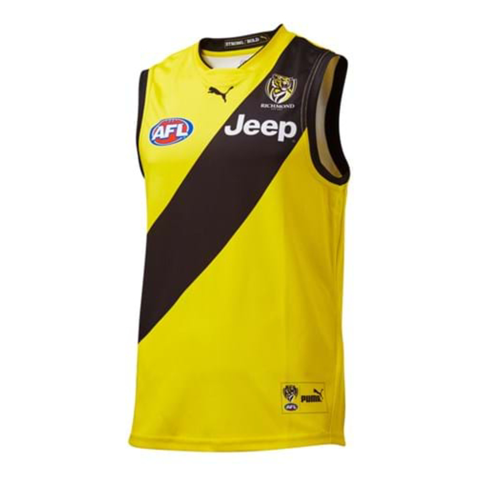 Image Puma Richmond Football Club Men's Replica Clash Guernsey #1