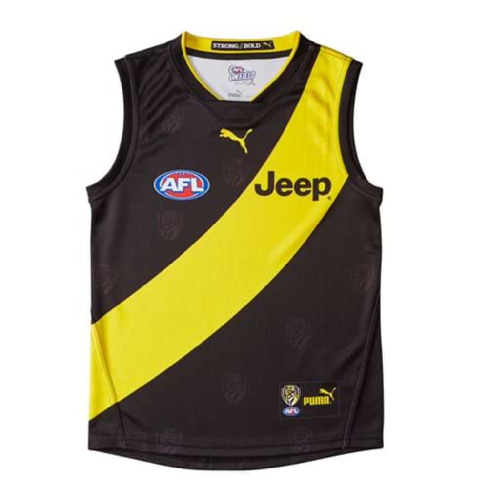 Image Puma Richmond Football Club Kids' Replica Home Guernsey #1