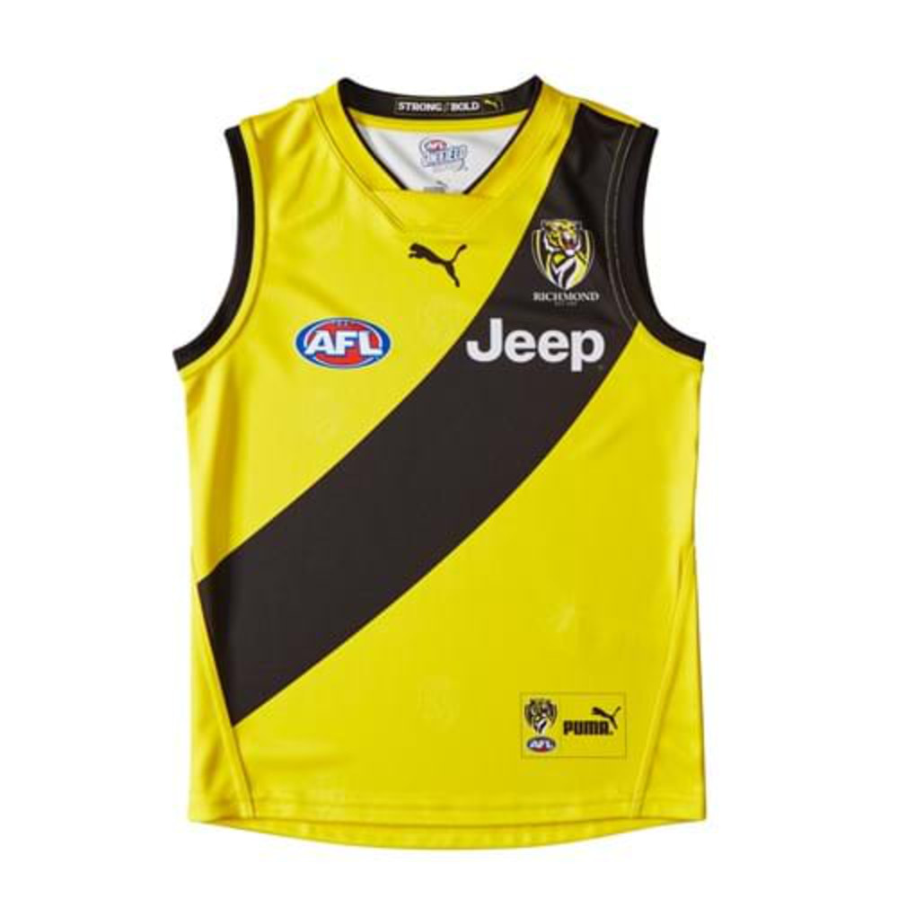 Image Puma Richmond Football Club Kids' Replica Clash Guernsey #1