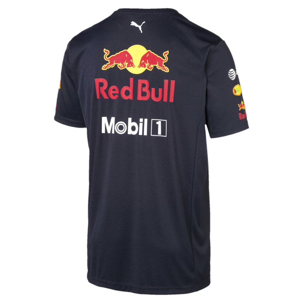 Image Puma Red Bull Racing Team Men's Tee #2