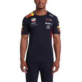Thumbnail 1 of Red Bull Racing Men's Team Tee, NIGHT SKY, medium