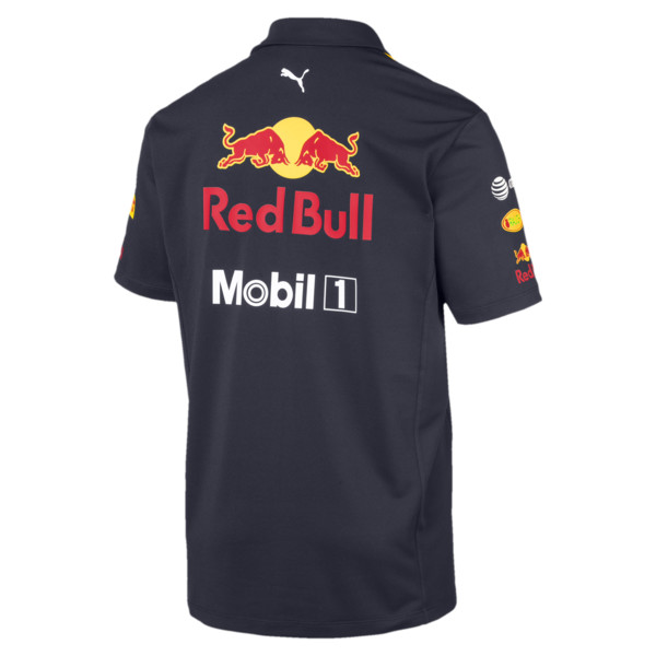 Red Bull Racing Men's Team Polo, NIGHT SKY, large