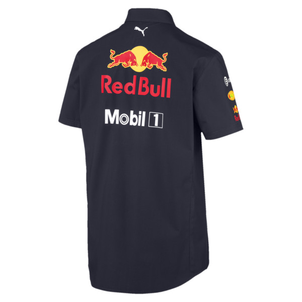 Red Bull Racing Team Men's Shirt, NIGHT SKY, large
