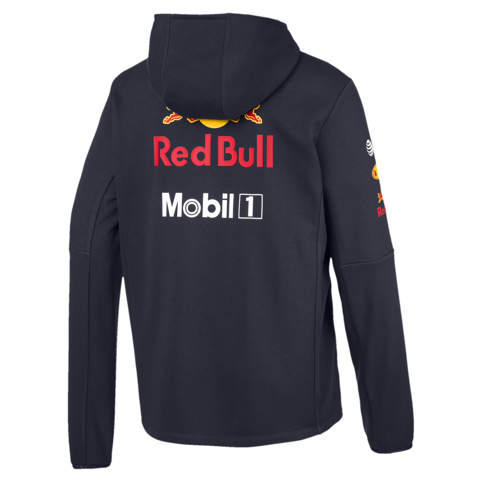 Image Puma Red Bull Racing Team Hooded Men's Sweat Jacket #2