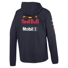 Thumbnail 2 of Blouson de survêtement à capuche Red Bull Racing Team pour homme, NIGHT SKY, medium
