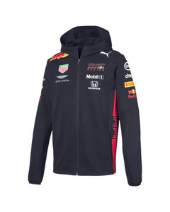 Image Puma Red Bull Racing Team Hooded Men's Sweat Jacket