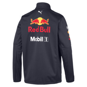Thumbnail 2 of Red Bull Racing Team Men's Softshell Jacket, NIGHT SKY, medium