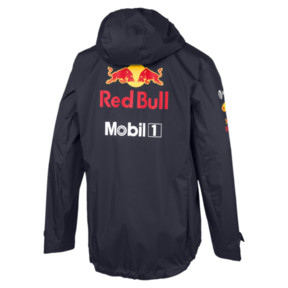 Thumbnail 2 of Red Bull Racing Team Hooded Men's Rain Jacket, NIGHT SKY, medium