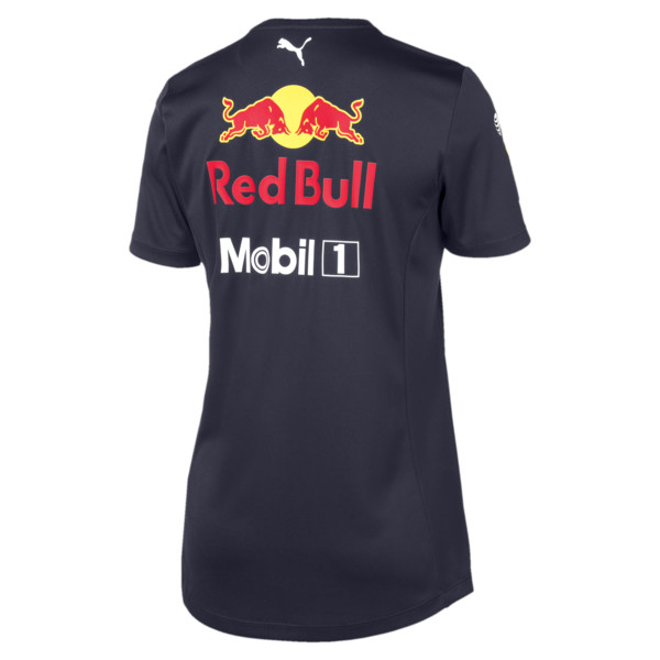 Red Bull Racing Team Women's Tee, NIGHT SKY, large