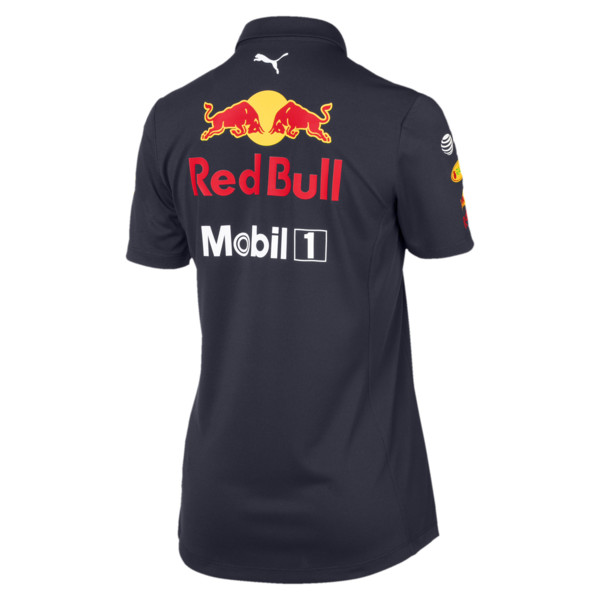 Polo Red Bull Racing Team pour femme, NIGHT SKY, large