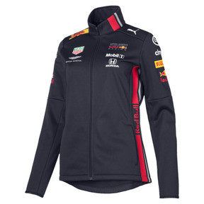 Red Bull Racing Damen Team Softshelljacke