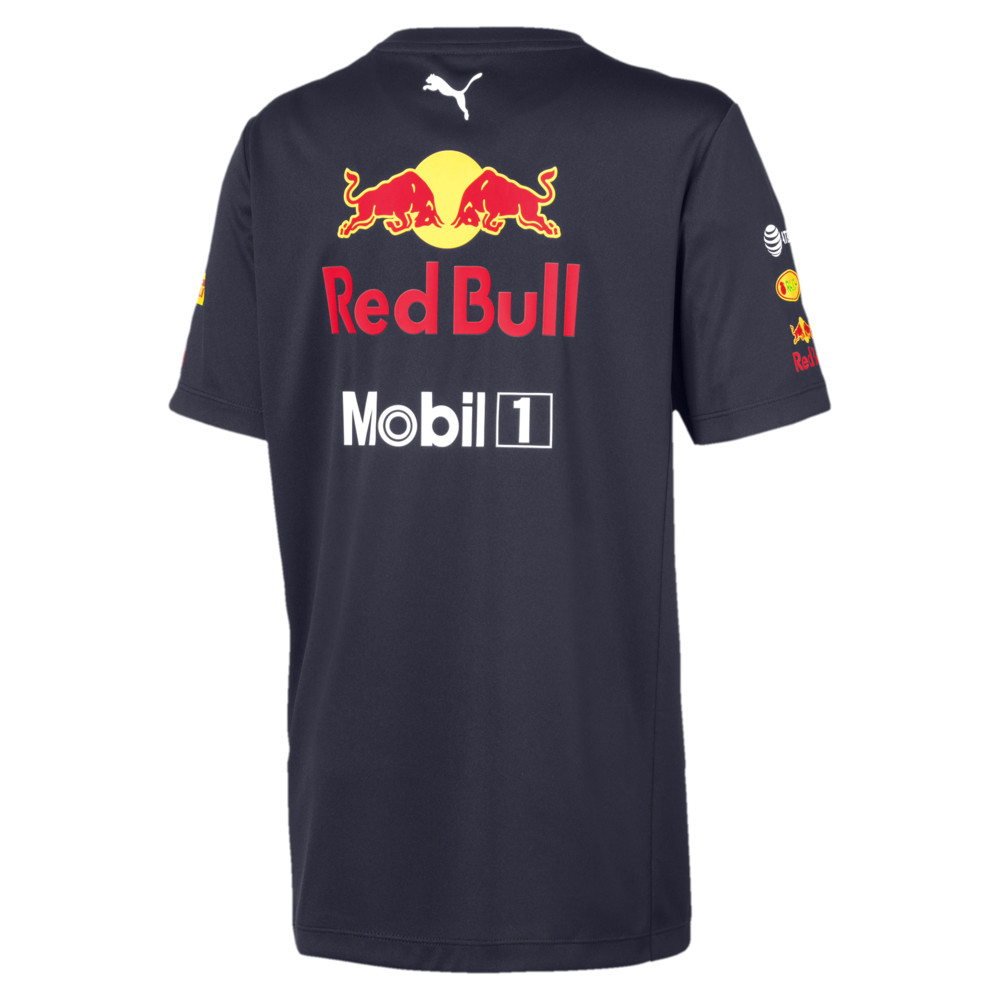 Image Puma Red Bull Racing Team Boys' Tee #2
