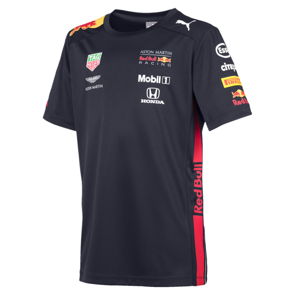 Image Puma Red Bull Racing Team Boys' Tee #1