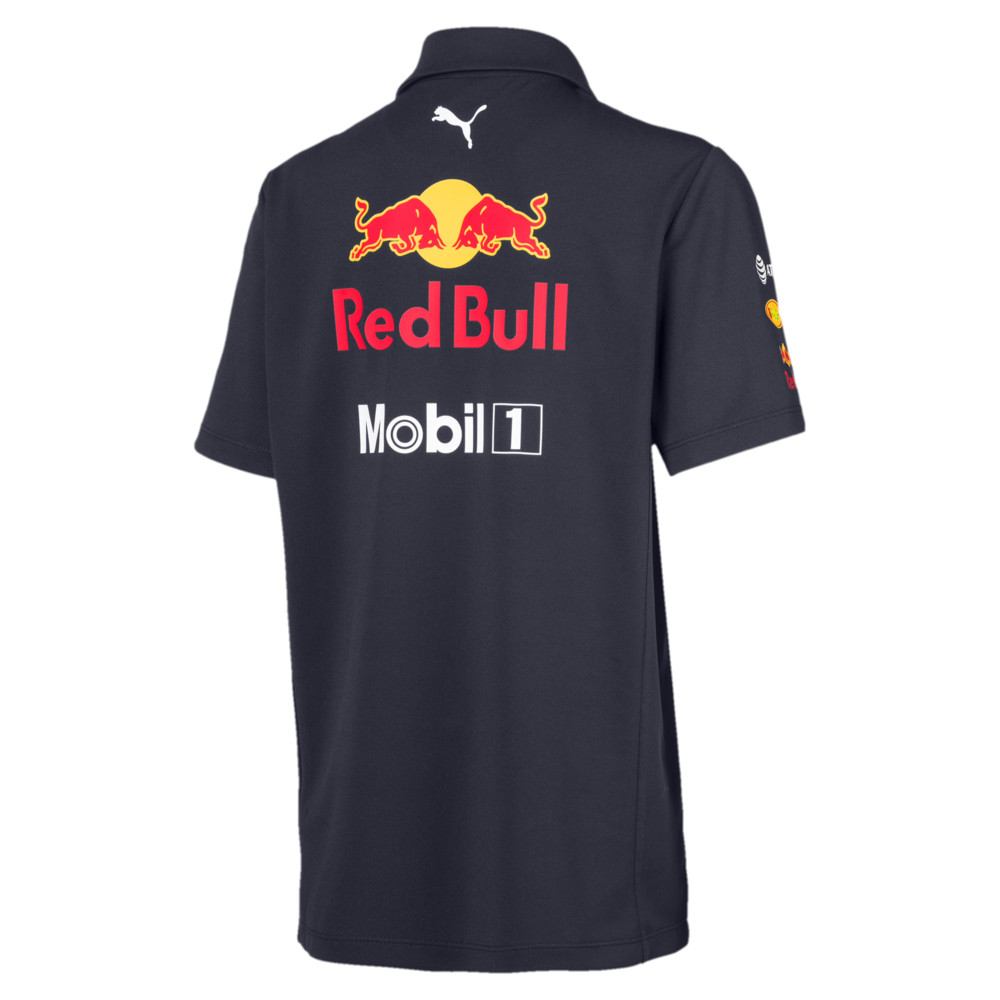 Image Puma Red Bull Racing Team Boys' Polo #2