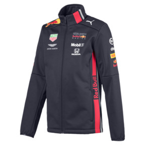 Red Bull Racing Team Boys' Softshell Jacket
