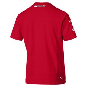 Thumbnail 2 of Ferrari Team Short Sleeve Men's Tee, Rosso Corsa, medium