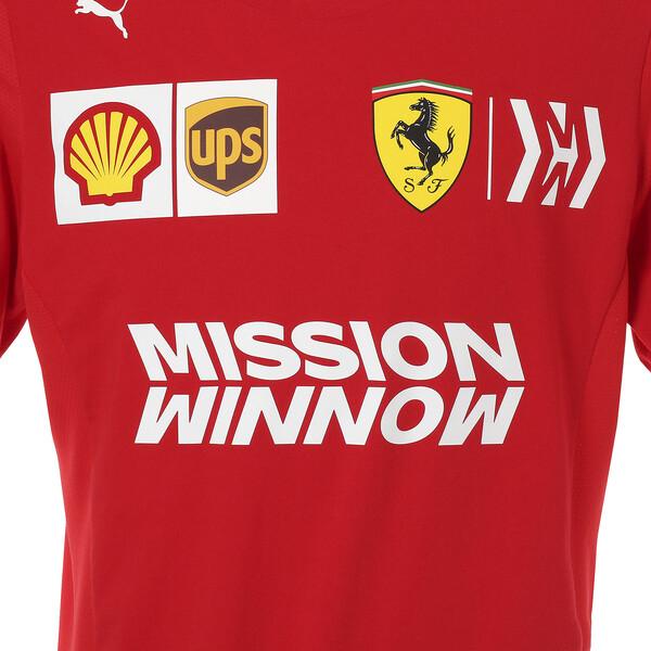 フェラーリ チーム Tシャツ, Rosso Corsa, large-JPN