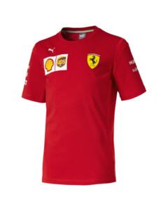 Image Puma Ferrari Team Boys' Tee