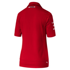 Thumbnail 2 of Polo Ferrari Team pour femme, Rosso Corsa, medium