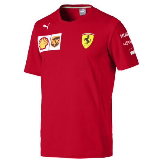フェラーリ ルクレール レプリカ Tシャツ