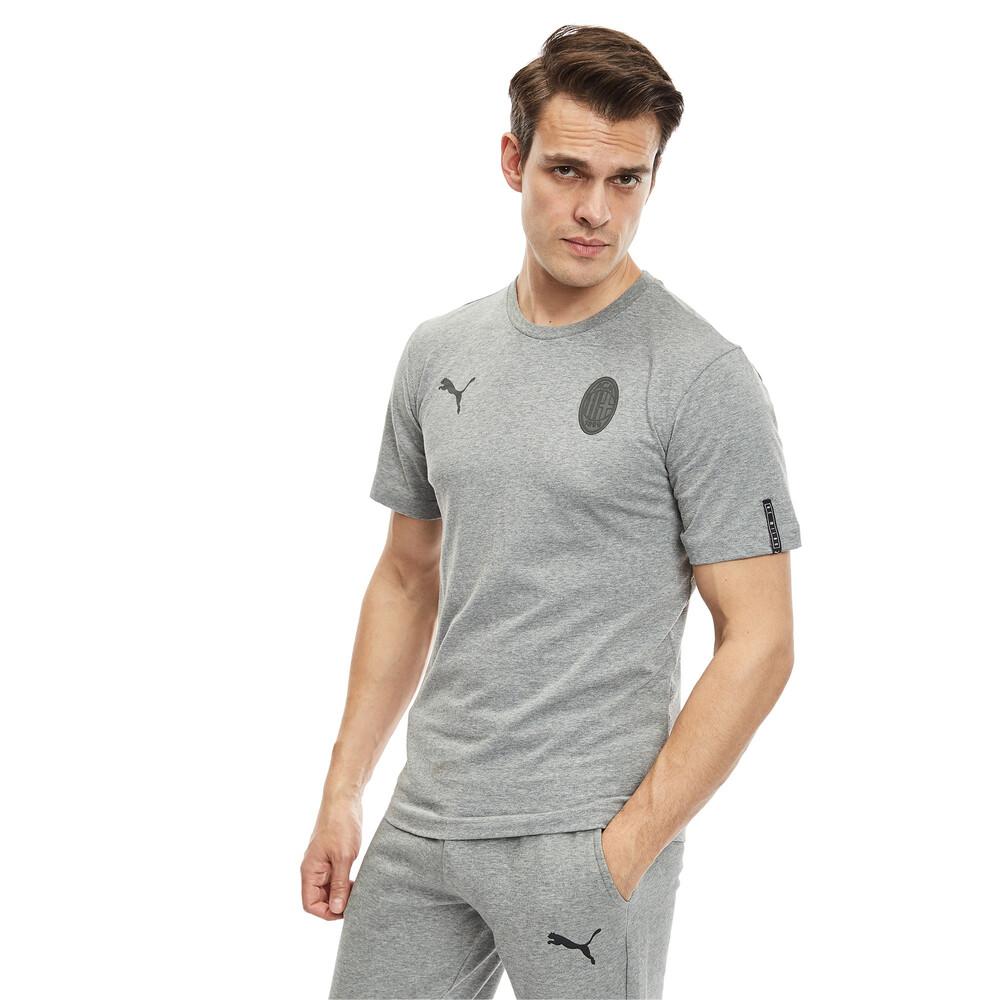 Image Puma AC Milan Men's T-Shirt #2