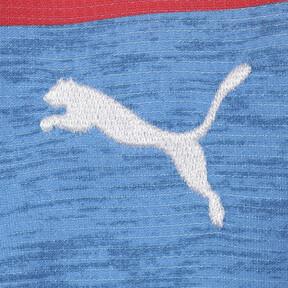 Thumbnail 4 of キッズ フロンターレ 19 ホーム ジュニア 半袖 ゲームシャツ, French Blue Heather, medium-JPN