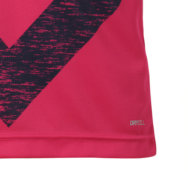 キッズ セレッソ 19 ホーム ジュニア 半袖 ゲームシャツ, Raspberry Heather, large-JPN