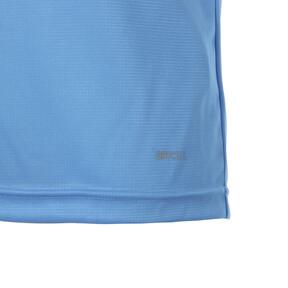 Thumbnail 5 of ジュビロ 19 ホーム 半袖 ゲームシャツ, AZURE BLUE Heather, medium-JPN
