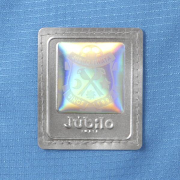 ジュビロ 19 ホーム 半袖 ゲームシャツ, AZURE BLUE Heather, large-JPN