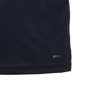 Thumbnail 5 of ジュビロ 19 ゴールキーパー 半袖 ゲームシャツ, Peacoat Heather, medium-JPN
