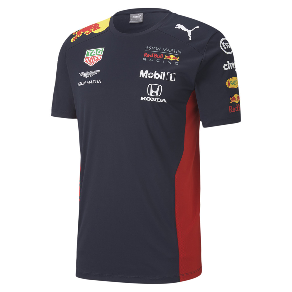 Image PUMA Red Bull Racing Men's Tee #1