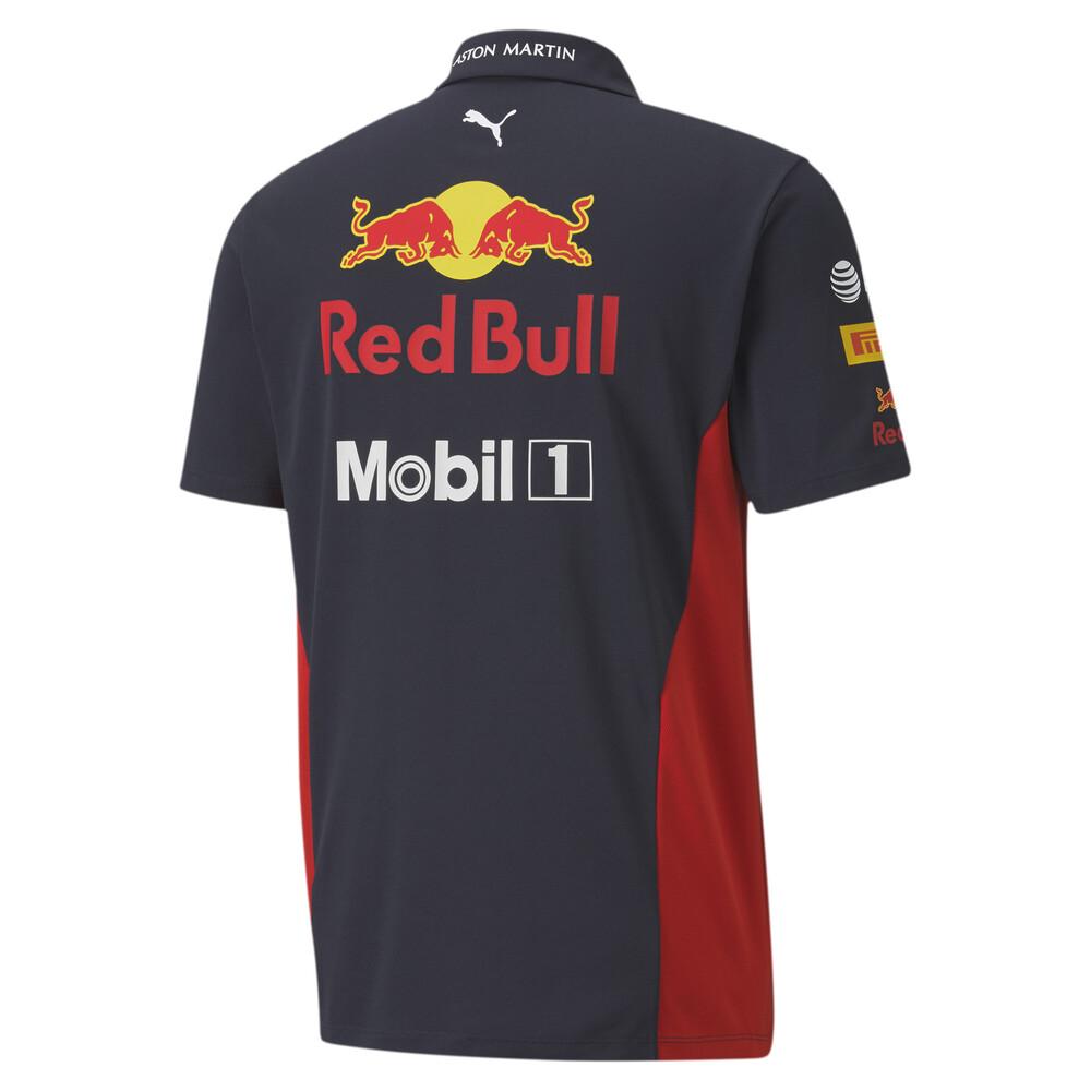 Image PUMA Red Bull Racing Men's Polo #2