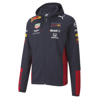 Image PUMA Red Bull Racing Hooded Men's Sweat Jacket