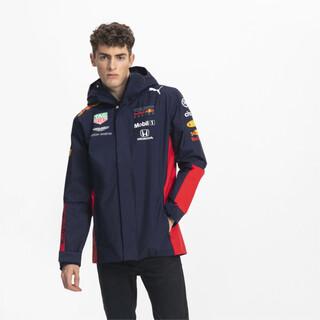 Image Puma Red Bull Racing Team Hooded Men's Rain Jacket