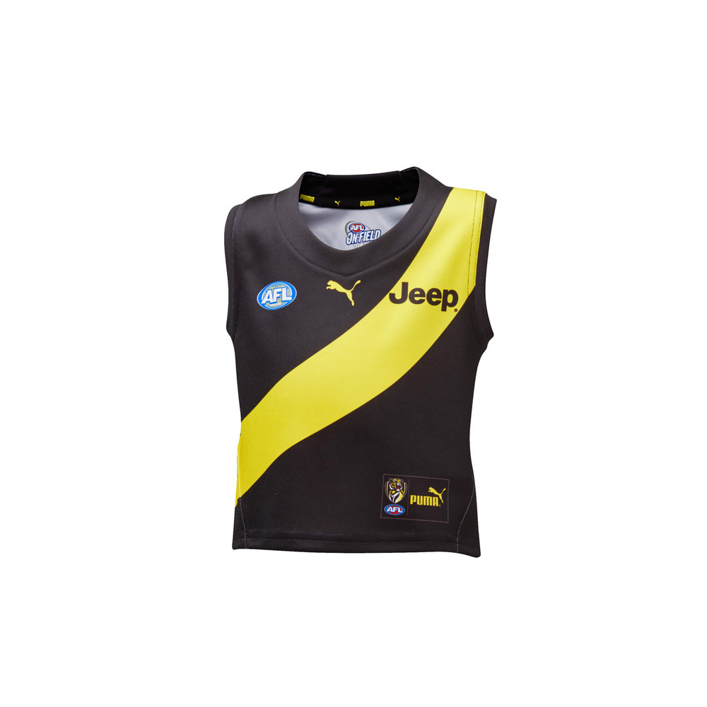 Image PUMA Richmond Football Club 2020 Infant's Replica Home Guernsey #1