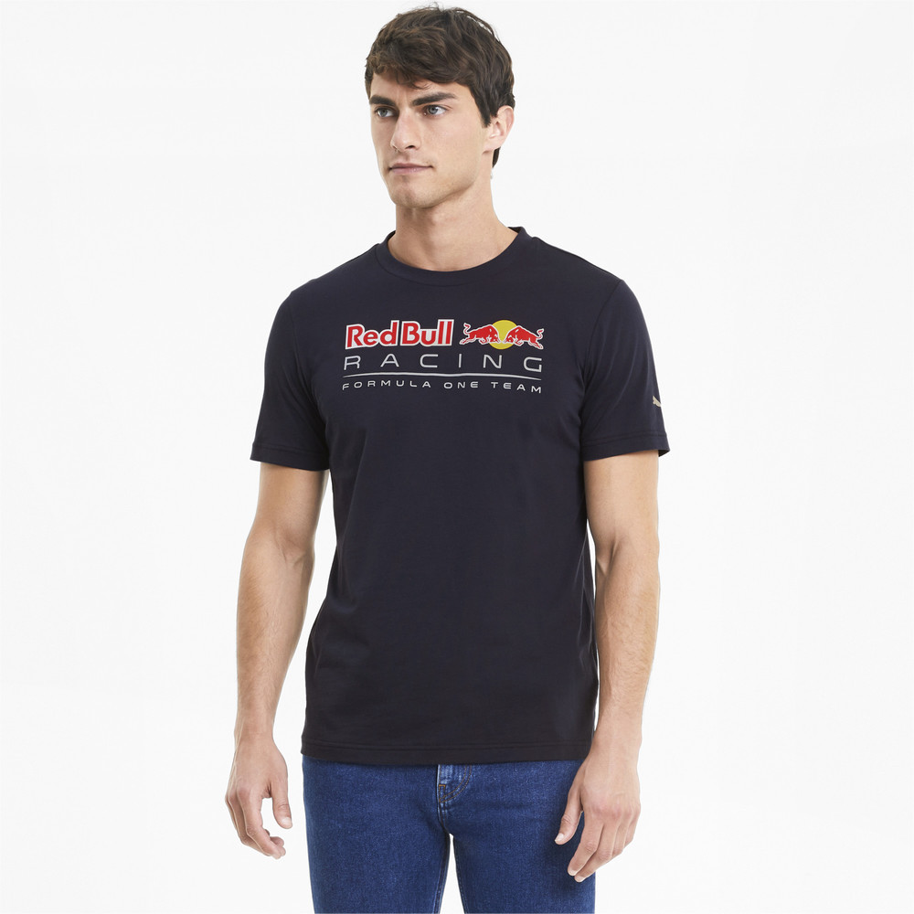 Image Puma Red Bull Racing Logo Men's Tee #1