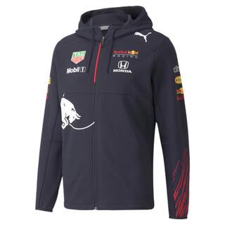 Image PUMA Red Bull Racing Team Full-Zip Men's Hooded Jacket