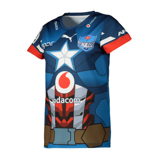 Image Puma Marvel 2020 Replica Women's Rugby Shirt